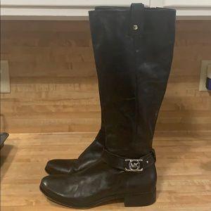 Women's Michael Michael Kors Riding Boots